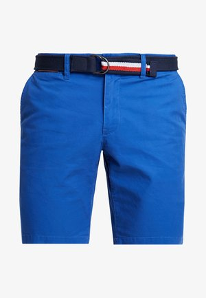BROOKLYN LIGHT BELT - Shorts - blue