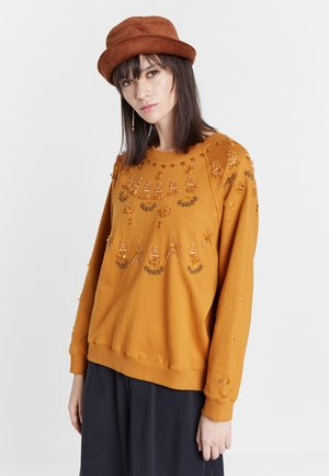 JEWEL - Sweatshirt - yellow