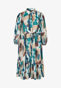 Zizzi - Shirt dress - green - 2