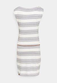 Ragwear - CHEGO - Denní šaty - white - 1