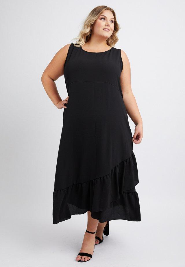 BETTY - Korte jurk - black