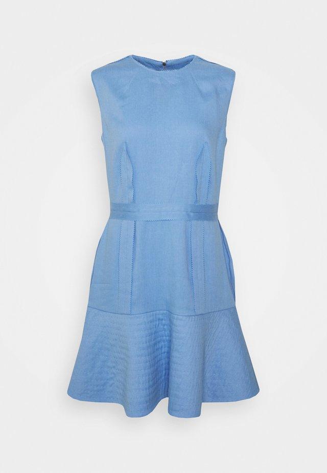 DRESS - Korte jurk - light blue