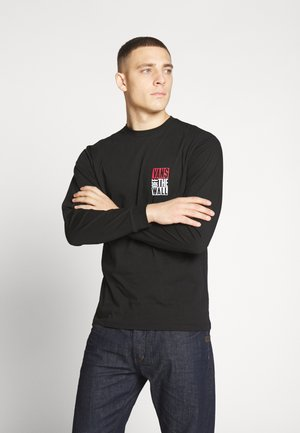 NEW STAX  - Long sleeved top - black