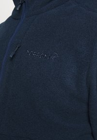 Norrøna - WARM HALFZIP  - Fleece jumper - grey - 5