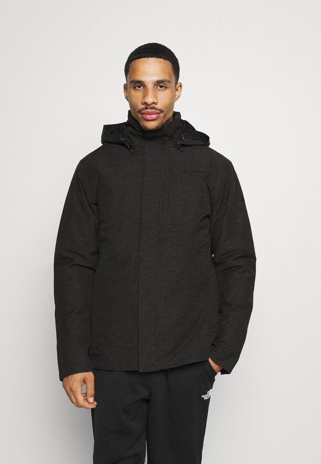 MENS LIMFORD JACKET IV - Winter jacket - black