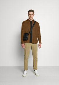 Selected Homme - SLHREGHENLEY CAMP - Shirt - breen - 1