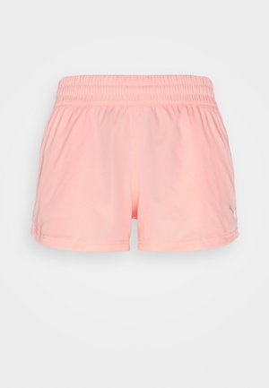 PERFORMANCE SHORT - Sports shorts - elektro peach