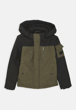 JJFERGUS JACKET - Winter jacket - forest night