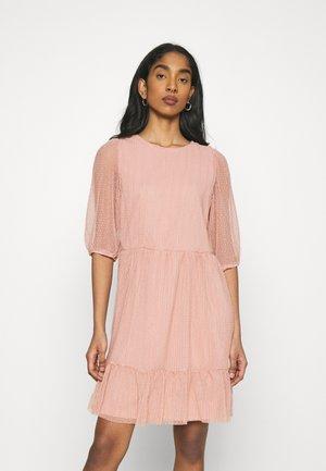 ONLETTA PUFF DRESS  - Day dress - misty rose