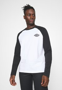 Dickies - COLOGNE - Long sleeved top - black - 0