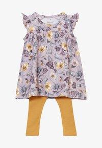 Name it - NBFJAJERS DRESS SET - Leggings - violet ice - 4