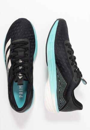 SL20 PRIMEBLUE - Competition running shoes - core black/core white/blue spirit
