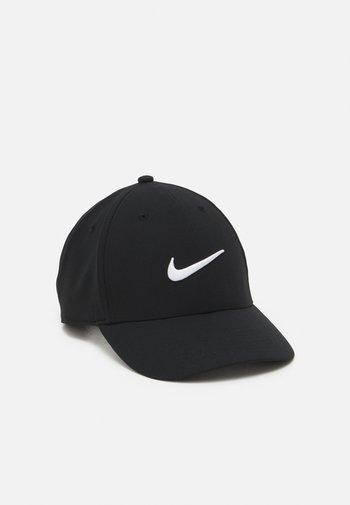 SPORT UNISEX - Caps - black/white
