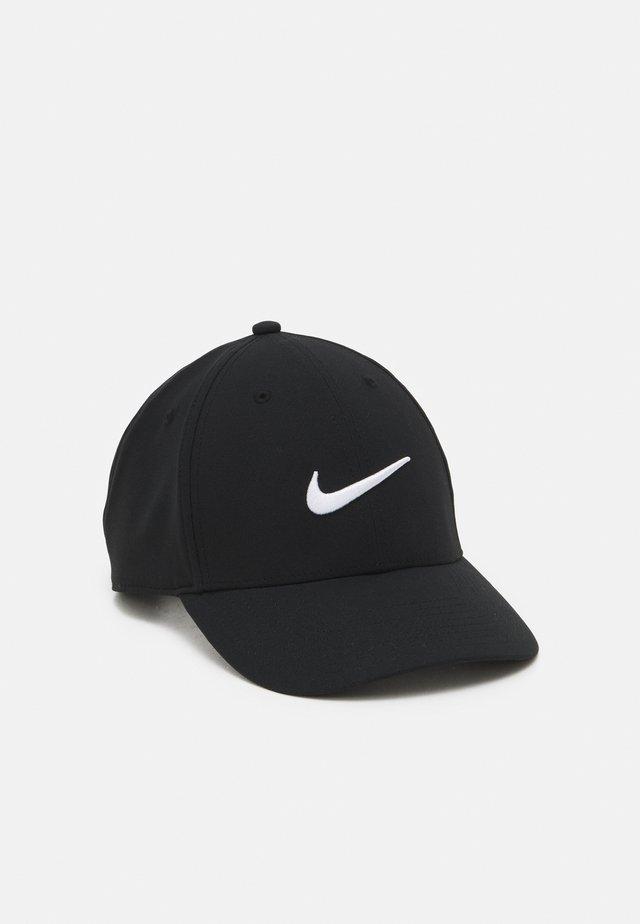 SPORT UNISEX - Cap - black/white