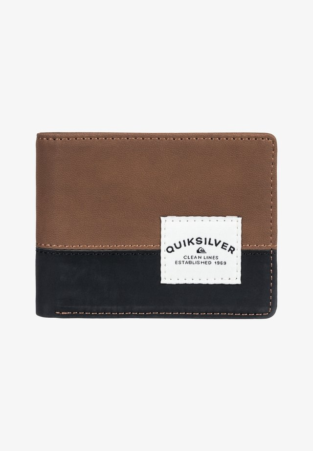 NATIVE COUNTRY - Wallet - chocolate brown