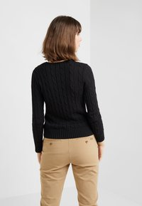Polo Ralph Lauren - CLASSIC - Jumper - polo black - 2