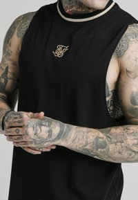 SIKSILK - Top - black - 3