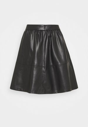 VICHOOSY - A-line skirt - black