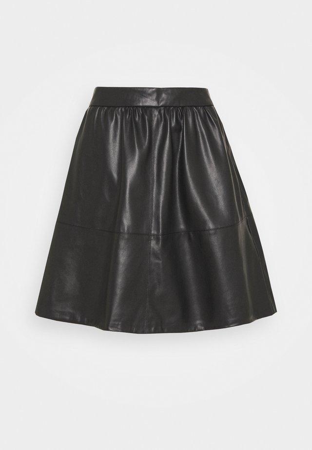 VICHOOSY - A-line skirt - black