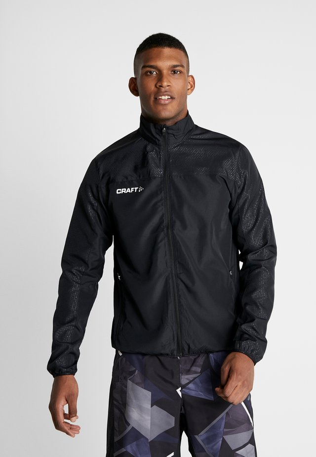 RUSH - Training jacket - black