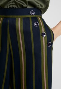 Ted Baker - BASILA - Trousers - navy - 5