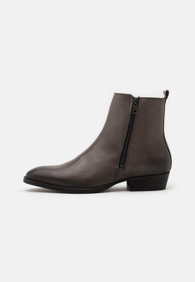 BIABECK  - Classic ankle boots - light grey