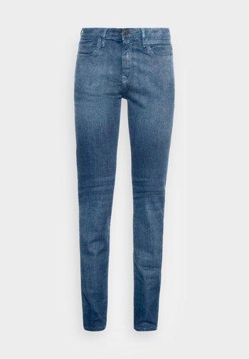 KAJ - Jeans Skinny Fit - multi/faded mid blue