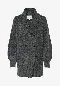 ONLY - Cardigan - dark grey melange - 5