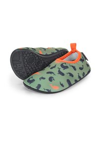 Sterntaler - AQUA SHOE - First shoes - dark green mottled - 1