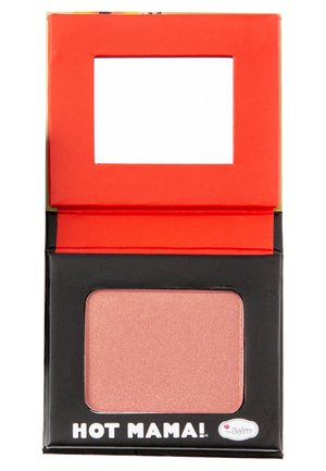 HOT MAMA TRAVEL SIZE - Blusher - peachy pink