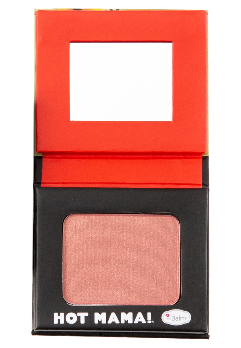 the Balm - HOT MAMA TRAVEL SIZE - Blusher - peachy pink
