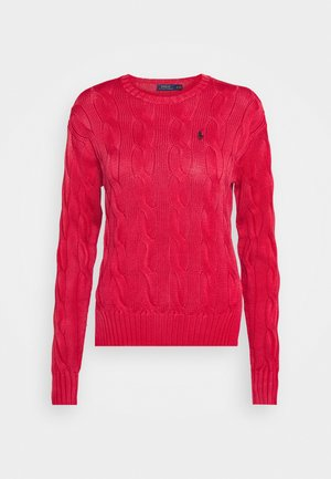 LONG SLEEVE - Maglione - faded red