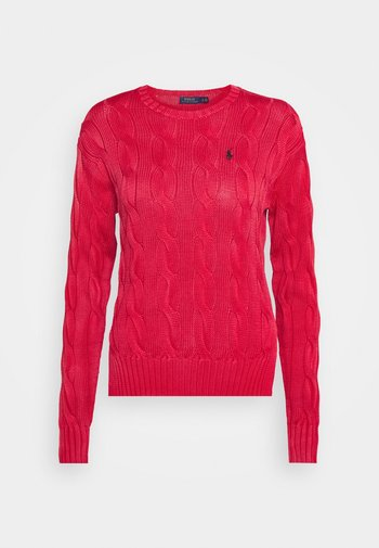 LONG SLEEVE - Jumper - faded red