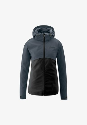 MTEX GREGALE DJ - Soft shell jacket - 1489 hotcoral/ombre blue