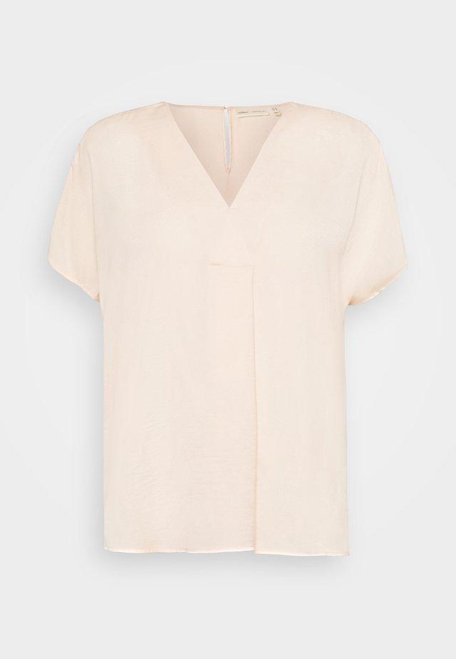 RINDA - T-shirt basic - cream tan