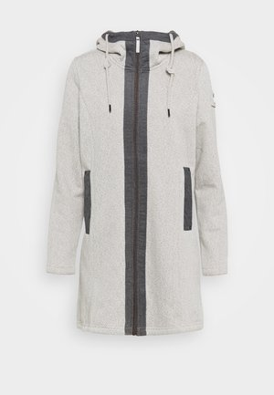 HAUKILAHTI - Fleecejacke - natural white
