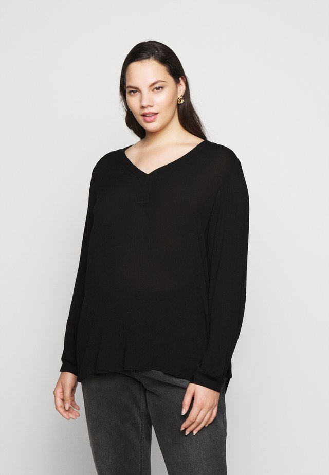 CAMI - Tunika - black deep