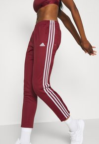 adidas Performance - SNAP PANT - Trainingsbroek - legred - 3