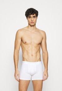 Levi's® - MEN PREMIUM BOXER BRIEF 3PACK - Panties - black/grey combo - 3
