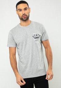 Threadbare - T-SHIRT GRAPHIC 3 PACK B - T-Shirt print - multi - 0