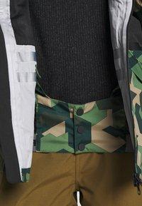 Superdry - EXPEDITION SHELL JACKET - Ski jacket - green - 5