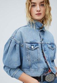 Pepe Jeans - RIDGE - Denim jacket - blue - 3
