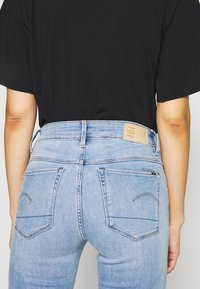 G-Star - 3301 HIGH SKINNY  - Jeans Skinny Fit - indigo aged - 5