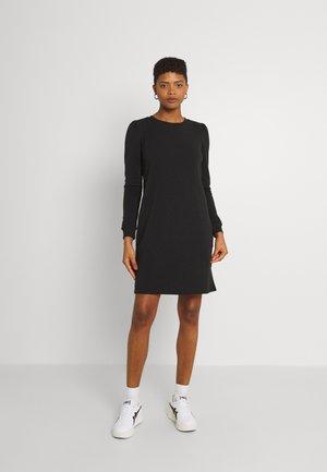 VIDEVIKA  - Jersey dress - black
