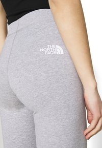 The North Face - Leggings - Trousers - light grey heather - 3