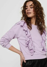 ONLY - Sweatshirt - orchid bloom - 3