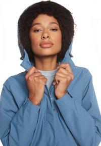 Jeff Green - CARO - Outdoor jacket - blue powder - 3