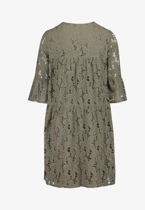 Robe d'été - dusty olive