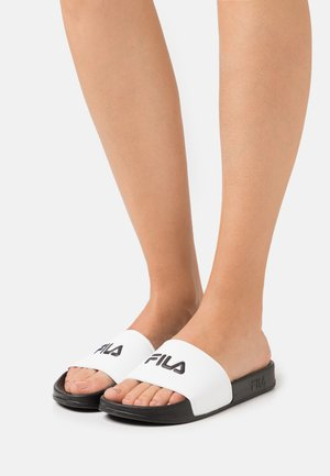 BAIA  - Mules - white/black
