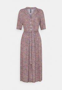PIECES Tall - PCTIMBERLY DRESS TALL - Shirt dress - deep ultramarine - 0